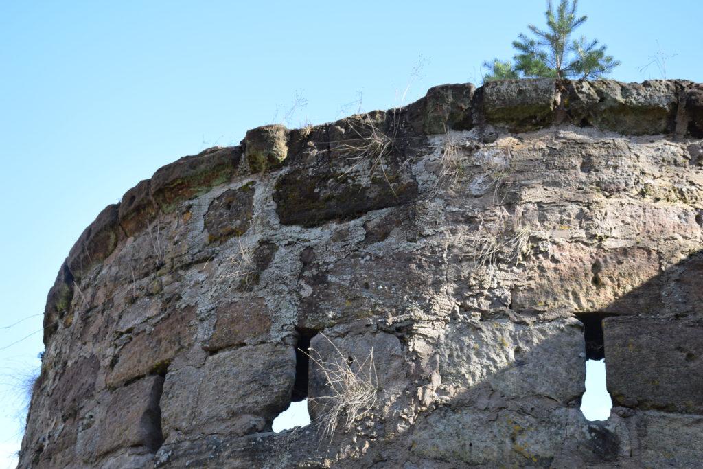 Stadtmauer in Wolframs-Eschenbach