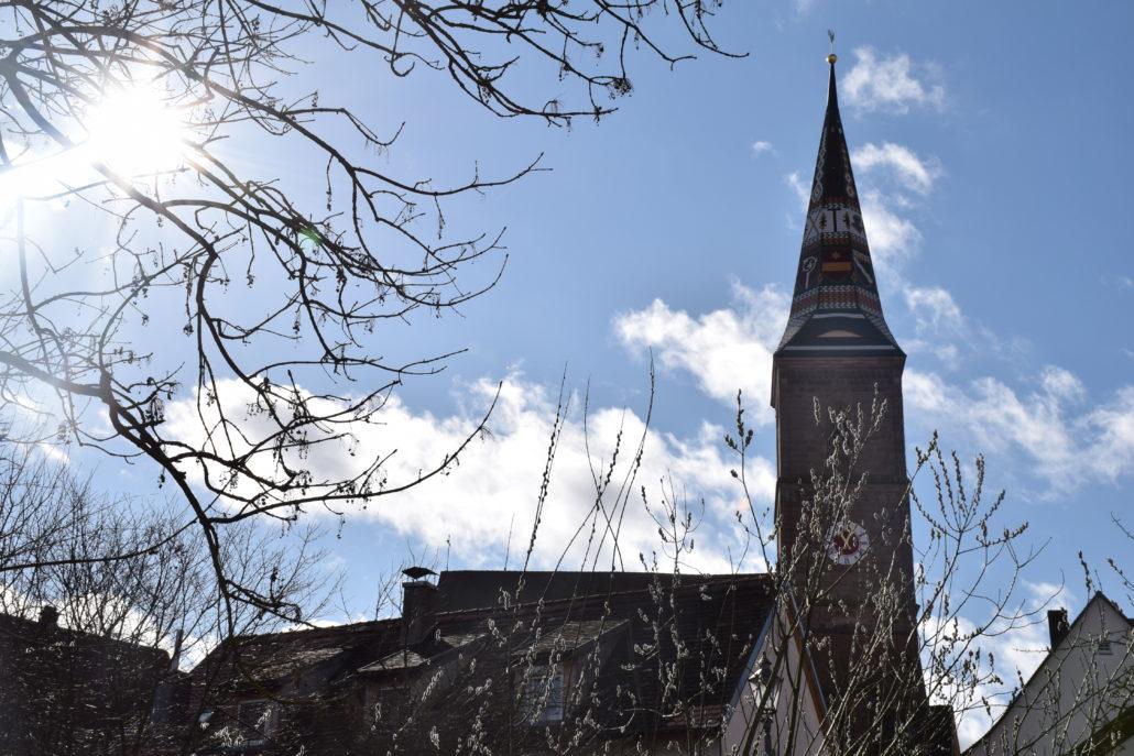Kirche von Wolframs-Eschenbach