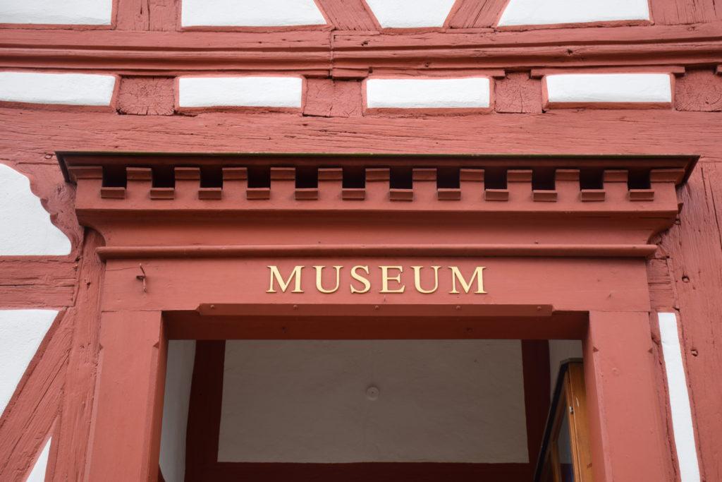 Das Museum von Wolframs-Eschenbach