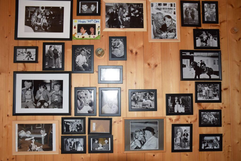 "Fotowand im ""Reiterhof Altmühlsee"""