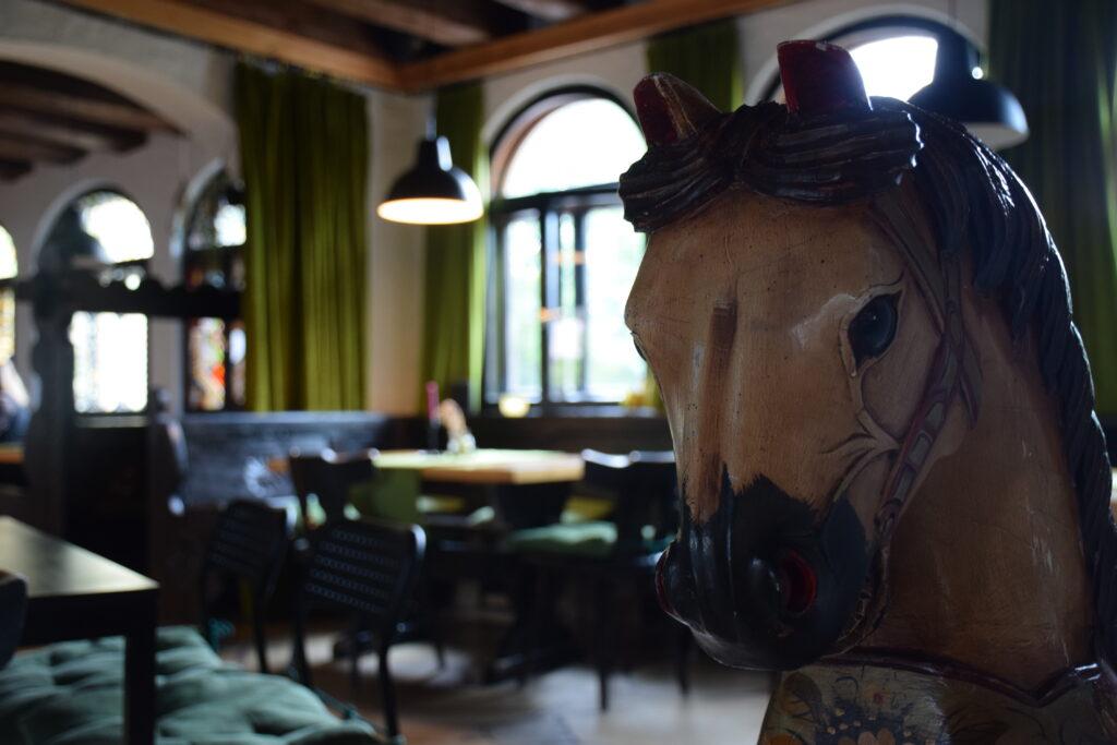 """Restaurant im """"Reiterhof Altmühlsee"""""""