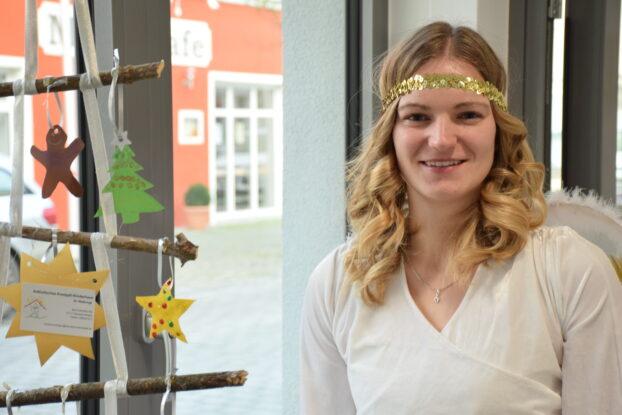 Christkind Marleen aus Wassertrüdingen | Foto: Vera Held