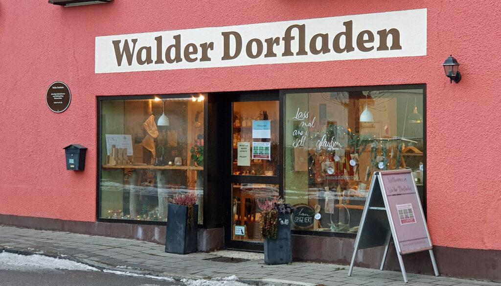Der Walder Dorfladen