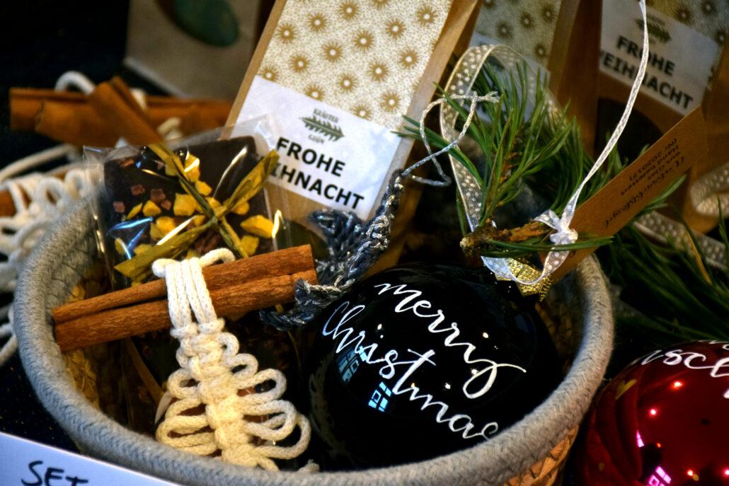 Geschenke-Set aus der See.Kiste