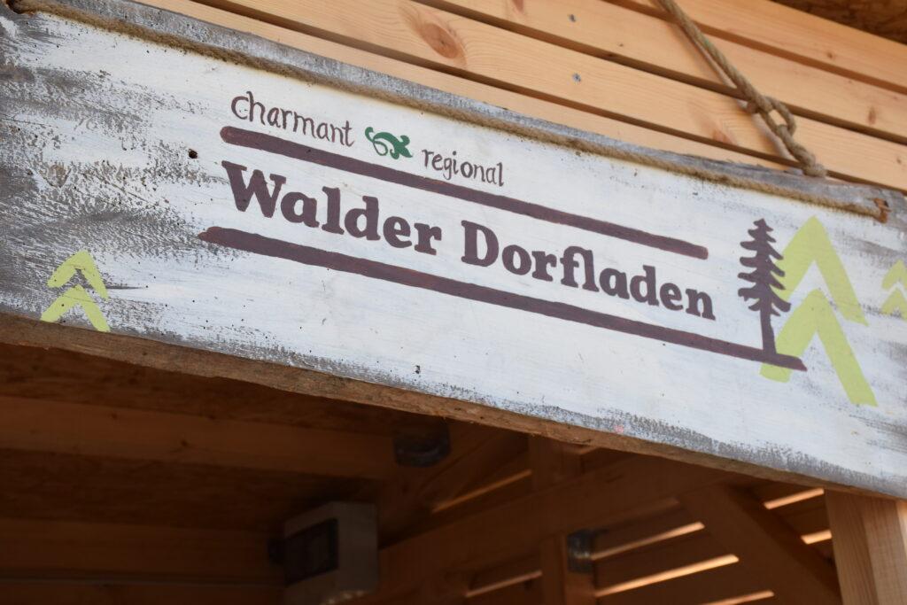 Wald-o-Mat des Walder Dorfladens   Foto: Vera Held