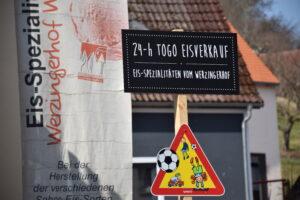 Bauernhofeis vom Werzingerhof in Wernfels | Foto: Vera Held