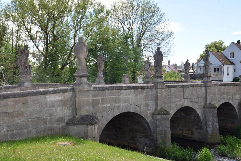 Brücke in Ellingen | Foto: Vera Held
