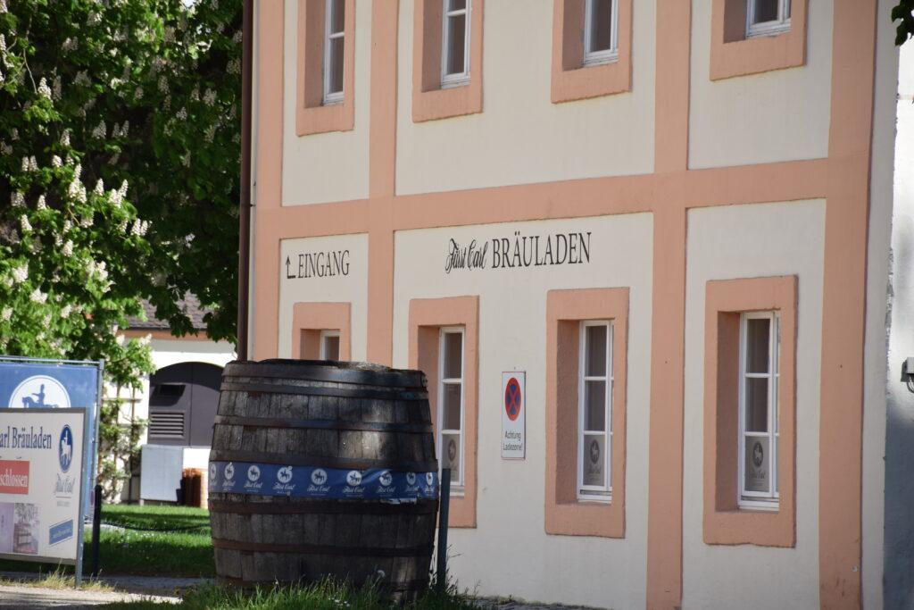 Bräuladen in Ellingen | Foto: Vera Held