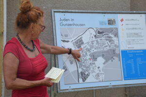 Jüdischer Friedhof in Gunzenhausen | Foto: Vera Held